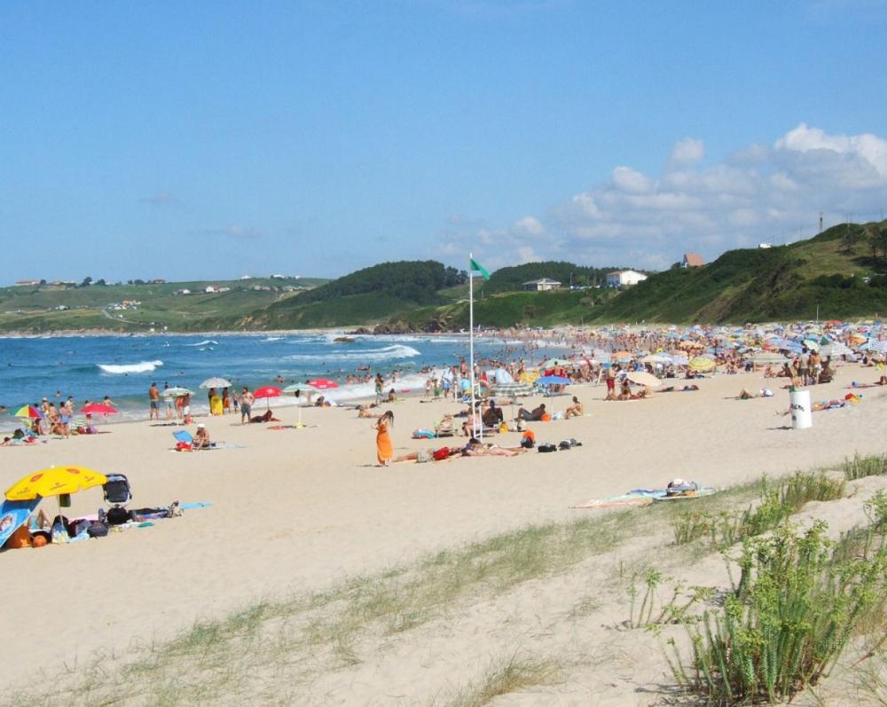 Playa El Sable de Merón