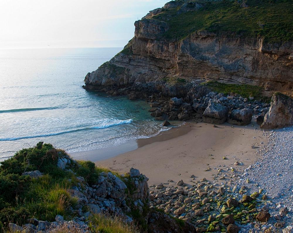 Playa de Fuentes